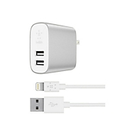 Belkin BOOST CHARGE 2-Port Home Charger - Netzteil