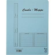 bene Comba-Mappe, DIN A4, blau