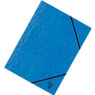 bene Dreiflügelmappe Vario, DIN A4, blau