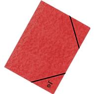 bene Dreiflügelmappe Vario, DIN A4, rot