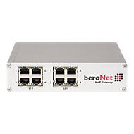 beroNet Modular Session Border Controller BNSBC-M-4BRI - VoIP-Gateway