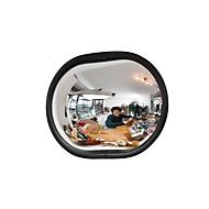 Bewakingsspiegel, ovaal, 1 kg, 360 x 260 x 75 mm