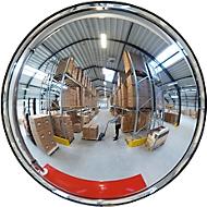 Bewakingsspiegel, rond, 1,5 kg, ø 450 x 100 mm