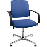 Bezoekersstoel SSI Proline Visit P3+, blauw