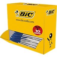 BIC balpennen BP Cristal Value P blauw 90+10 GRATIS