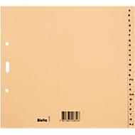 Biella, Index Papier, 25 pièces