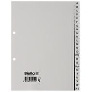 Biella PP Register in A5, A-Z