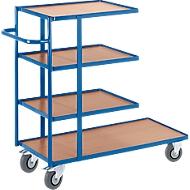 Bijzet- en goederenwagen, 150 kg draagverm.