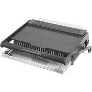Bindegerät GBC MultiBind 420, Plastik- und Drahtbindung, manuell, bis 125 Blatt