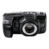 Blackmagic Pocket Cinema Camera 4K - Camcorder - nur Gehäuse - Speicher: Flash-Karte