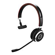 Bluetooth-Headset Jabra Evolve 65, monaural, USB, passive Noise Unterdrückung, Busylight, Reichweite 30 m, bis 14 h