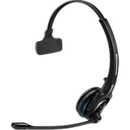 Bluetooth headset Sennheiser Bluetooth MB Pro1, monogeluid, tot 15 uur spreekduur, bereik tot 25 meter, incl. USB-oplaadkabel
