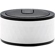 Bluetooth-Lautsprecher GEOMETRIC, 3 Watt Lautsprecher, Bluetooth 2.1, weiss