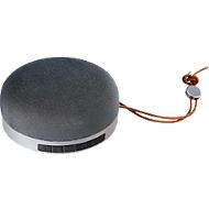 Bluetooth-Lautsprecher Nestler-matho, 5 W, BT 4.2, Radiofunktion, SD-Slot, ø 110 x H 48 mm