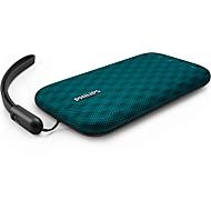 Bluetooth Lautsprecher Philips EverPlay BT3900B, IP57, Freisprechfunktion, Reichweite 30 m, schwarz