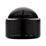 Bluetooth Lautsprecher, Reichweite 10 m, Spielzeit 3 Stunden, schwarz