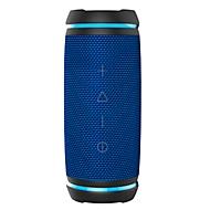 Bluetooth-Lautsprecher Swisstone BX 320 TWS, 2 x 5 W, 2000 mAh, bis 10 m Reichweite, bis 7 h Spielzeit, IPX6, blau