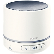 Bluetooth-luidspreker Leitz WOW Complete Mini, wit/grijs
