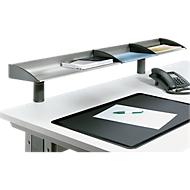 Board Master, einfach, 1000 mm, Universalzwingen, anthrazit
