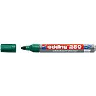 Boardmarker Edding 250, 10 Stück, grün