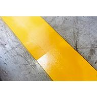 Bodemmarkering + markeringsverf, geel (RAL 1028)