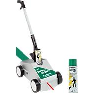 Bodenmarkierer + Markierungsfarbe, grün (RAL 6024)
