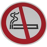 Bodenmarkierungsronde Rauchen Verboten