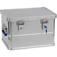 Boîte de transport Alutec CLASSIC 30, aluminium, 30L, L 430 x l. 335 x H 270mm, serrures à cylindre