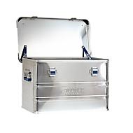 Boîte de transport Alutec INDUSTRY 30, aluminium, 30L, L 430 x l. 355 x H 277mm, avec coins d'empilage, couvercle solide