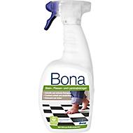 Bona® Professionele vloerreinigerr voor Steen, Tegels en Laminaat, GREENGUARD GOLD gecertificeerd, pH-neutraal, 650 ml navulbare sprayflacon