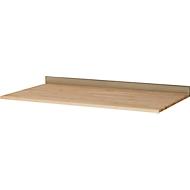 Bordleiste für Arbeitstisch, B 750 mm