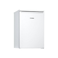 Bosch Serie 2 KTL15NWFA - Kühlschrank mit Gefrierfach - Tabletop - freistehend - weiß