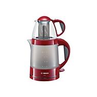 Bosch Teaxx TTA 2010 - elektrischer Samowar-Teekessel - Rot