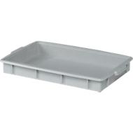 Box, Kunststoff, 9 l, grau