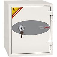 Brandwerende kluis DS 2001, B 350 x D 430 x H 420 mm, sleutelslot