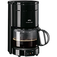 Braun Machine à café Aromaster® KF 47/1, coloris blanc