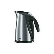 Braun Sommelier WK 600 - Wasserkocher - Metallic/rostfreier Stahl
