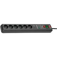 brennenstuhl® Überspannungsschutzleiste, 6-fach, 15.000 A