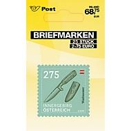Briefmarken á € 2,75 (PRIO S Inland), 25 Stk.