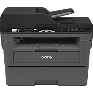 Brother all-in-one printer MFC-L2710DW, z/w-apparaat, 4-in-1-apparaat, LAN/WLAN en Wi-Fi