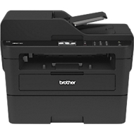 Brother all-in-one printer MFC-L2730DW, z/w-apparaat, 4-in-1-apparaat, LAN en WLAN