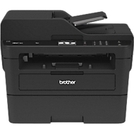 Brother all-in-one printer MFC-L2750DW, z/w-apparaat, 4-in-1-apparaat, LAN/WLAN en NFC