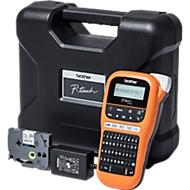 Brother Beschriftungsgerät P-touch E110 VP, QWERTZ-Tastatur, mit 9 mm Flexi-Tape