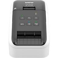 Brother Etikettendrucker P-touch QL-810 W, mit WLAN, mit Rot-Schwarz-Druckfunktion