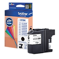 Brother inktcartridge LC-223BK, zwart