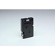 Brother lint beletteringssysteem TC-101, 12 mm breed, kleurloos/zwart