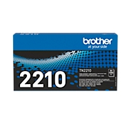 Brother Toner TN-2210, schwarz, original