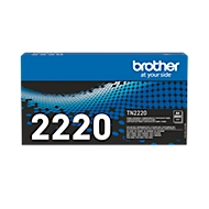 Brother tonercassette TN-2220, zwart