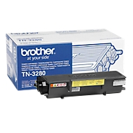 Brother tonercassette TN-3280, zwart
