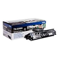 Brother tonercassette TN-329BK, zwart